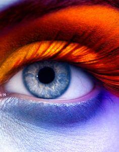 Christel Bangsgaard | Close-up Beauty Photos