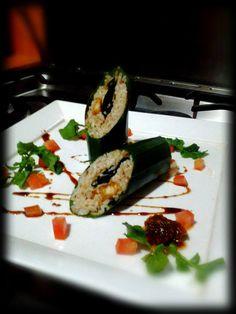 Nasi Kocok ala Lucky's Kitchen
