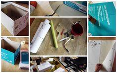 VERUNA.: DIY boxy k uložení pokladů (důkladný návod)