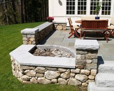 Patio Firepit Design, Pictures, Remodel, Decor and Ideas - page 17