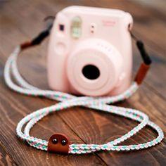 Fujifilm Camera Strap Fuji film Instax Mini by MaterialDream