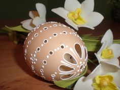 Easter eggs or Kraslice Egg Crafts, Easter Eggs, Breakfast, Food, Morning Coffee, Essen, Meals, Yemek, Eten