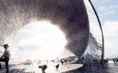BIG competition proposal for St. Petersburg Pier. They're awesome, they're crazy, and of course, they're shortlisted.