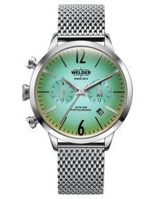41776bf49bda Welder Women s Stainless Steel Mesh Bracelet Watch 38mm - Stainless Steel. Relojes  SeñoraOro ...