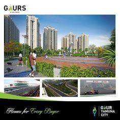 JustProp: Gaur Siddhartham of Dreams Brings 2/3 BHK Apart at...