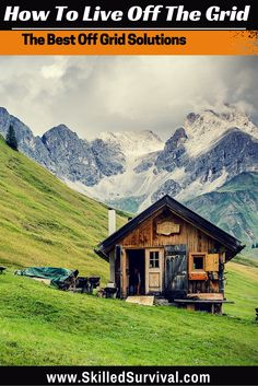 """Figuring out how to live off the grid takes some serious long term planning. It also takes dedication and more importantly """"know-how"""". What it takes, where to start, which power setup is right for you. So this article is going to help answer those questions and to introduce you the best off-grid solutions."""