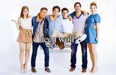 I love Teen Wolf.