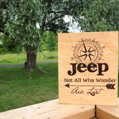 Wood sign, wood burn