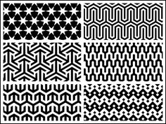 Egyptian Patterns Vol. 1 // pod : PORTAL