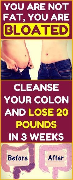 Cleanse Your Colon, & Lose 20 Pounds In 3 Weeks!!! - Way to Steal Healthy