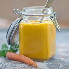 Carrot-Ginger Vinaigrette Recipe