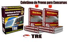 Coletânea de Provas para Concurso - TRE