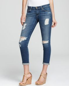 AG Adriano Goldschmied Jeans.