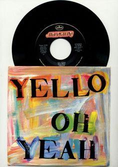"YELLO- OH YEAH- USED 7 "" 45 RPM  http://www.ebay.com/itm/YELLO-OH-YEAH-USED-7-45-RPM-SINGLE-1987-MERCURY-884-930-7-/192125620204  #yello #45rpm #vinylmornings #vinyljunkie #vinylcommunity #whatsinthebox #ferrisbueller #eightiesbaby #ilovemusic #turntable #sleeves"