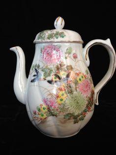 Leonardo  Crown  Crown Jewels  Handpainted  Novelty  Teapot  Decorative  Display  Ornament  Decor  Collectible  Vintage