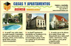 casas y apartments : agencia inmobiliaria