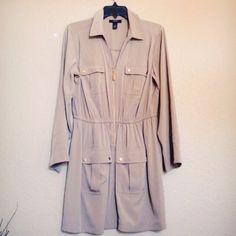 Cute stylish thin coat Very very cute and stylish! Will take other offers! Alfani Jackets & Coats