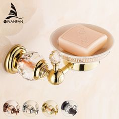 Euro style Crystal Brass Ceramics Bathroom Accessories Soap Dishes/ Soap Holder/Soap Case home decoration useful for bath HK-31 - ICON2 Luxury Designer Fixures  Euro #style #Crystal #Brass #Ceramics #Bathroom #Accessories #Soap #Dishes/ #Soap #Holder/Soap #Case #home #decoration #useful #for #bath #HK-31