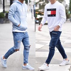 Urban Wear And How Does It Differ? Stylish Mens Outfits, Casual Outfits, Men Casual, Trendy Mens Fashion, Trending Fashion, Casual Dresses, Mode Outfits, Urban Outfits, Mode Man