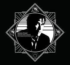 Cover art #bryanferry #coverart #norsktripping #RUNELINDBAEK  artwork #logo #design #ep #vinyl #cover #north  #creative #disco #alexeyazarov #azart #moscow