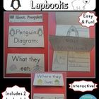 I am so excited to bring you this fun, interactive lapbook that is perfect for when your students are learning about penguins and polar bears! Each...