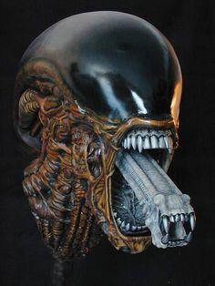 Arte Alien, Alien Art, Hr Giger Art, Giger Alien, Alien Isolation, Aliens Movie, Tyranids, Alien Vs Predator, Alien Creatures