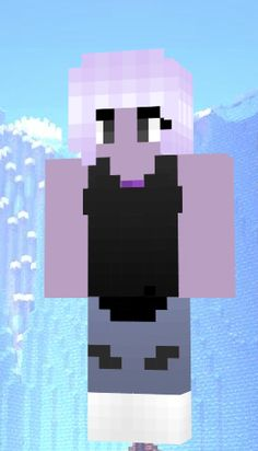 Awesome Hatsune Miku Minecraft Skin This Looks Like Dawnables In - Minecraft schone holzhauser