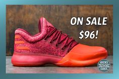 df3851f15663 The Harden VOL 1 is on sale for  96! KicksUnderCost