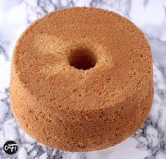 le chiffon cake - base de gâteaux hauts et fourrés et couverts