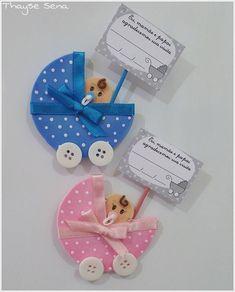 Risultati immagini per imagem lembrancinhas e. Baby Shower Crafts, Baby Crafts, Baby Shower Parties, Baby Boy Shower, Crafts For Kids, Moldes Para Baby Shower, Baby Shower Souvenirs, Baby Shower Checklist, Baby Frame