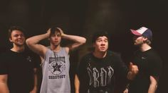 calums shirt tho[if yur wondering why i said that its oliver sykes from bmth merch company called Drop Dead]