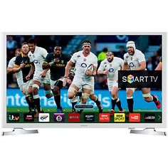 Samsung UE32J4510AKXXU 32`` Smart TV with Samsung UE32J4510AKXXU 32 Smart TV with Freeview HD and Built-In Wi-Fi- White The Samsung J4510 is a Full HD TV with access to the latest Smart functionalities. Catch-up with your favourite TV program http://www.MightGet.com/february-2017-1/samsung-ue32j4510akxxu-32-smart-tv-with.asp