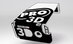 PRO3D virtual reality headset aims to bring stereoscopic 3D to the masses #pro3d #oculusrift #stereoscopic #stereoscopic3d #sharevr #3d #iphone #ios #iphone6plus #smartphone #smartphoneaccessories #virtualreality #vr #crowdfunding #backerjack