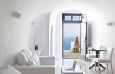 Chromata Up Style Hotel, Santorini. © Katikies