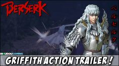 [Video] Berserk: Musou - Griffith Action Trailer #Playstation4 #PS4 #Sony #videogames #playstation #gamer #games #gaming