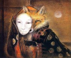 Fox Woman - Susan Seddon Boulet Google Image Result for http://3.bp.blogspot.com/-CZeFwNTS6c4/TZze1fb2mnI/AAAAAAAAEOE/4v1A0ieQK3I/s1600/susan%2Bseddon%2Bboulet%2Bfox%2Bwoman.jpg