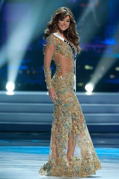 Vanessa Goncalves, Miss Venezuela Universe 2010 - 2011