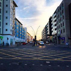 #London #Streets #StreetPhotography #Dusk #Epsom
