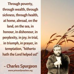 Charles Spurgeon Quotes, Life Words, Quotes By Famous People, Bible Verses Quotes, Christian Quotes, Christianity, Prayers, Encouragement, Funny Quotes