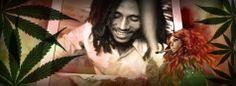 Bob Marley, Weed