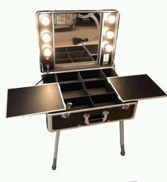 Broadway Lighted Vanity makeup desk by Vanity Girl Hollywood. I ...