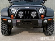 Does anybody know what brand bumper this is? - Jeep Wrangler Forum