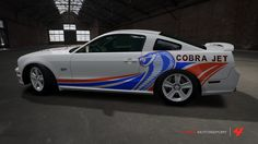 Forza4 - Design by Jack White