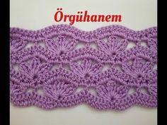 Crochet Cat Pattern, Lace Knitting Patterns, Granny Square Crochet Pattern, Cute Crochet, Crochet Lace, Crochet Stitches Free, Filet Crochet, Crochet Videos, Baby Blanket Crochet