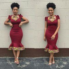 Ankara dress styles, Ankara styles for women African fashion styles , Nigerian fashion African Fashion Ankara, Latest African Fashion Dresses, African Dresses For Women, African Print Dresses, African Print Fashion, Africa Fashion, African Attire, African Wear, African Women