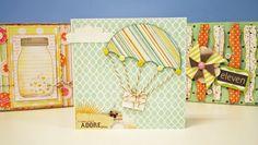 Hot Air Balloon Card by OMC Designer Lindsey <3