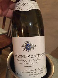 Quintessence des grands chardonnays bourguignons !