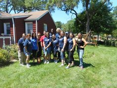 Thank you Capital One for volunteering with WINGS! We appreciate your time and hard work!