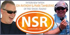 My internview with Jon and Tambo of No Shoes Radio. Click the image for the story. Cheers!