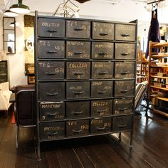 journal standard furniture  GUIDEL 24 DRAWERS CHEST